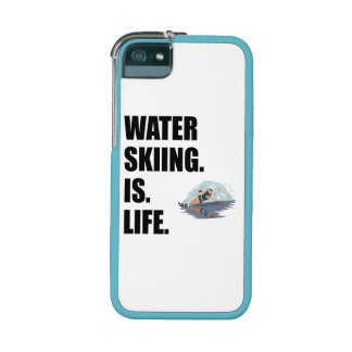 Waterskiing Is Life iPhone 5 Cover