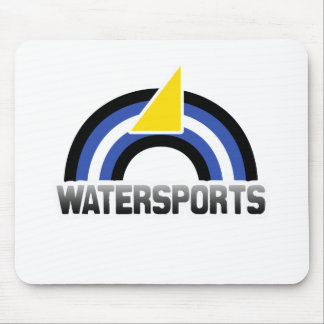 WATERSPORTS RAINBOW MOUSE PAD