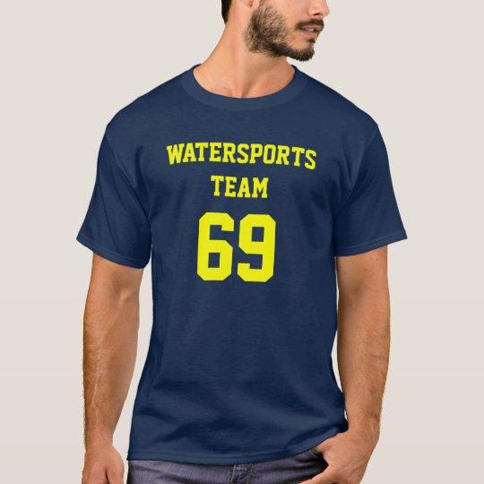 Watersports Team 69 T-Shirt