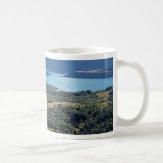 Waterton Lakes, Alpine Stables, Alberta, Canada Mugs