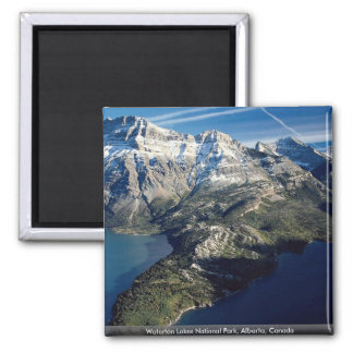 Waterton Lakes National Park, Alberta, Canada Refrigerator Magnets