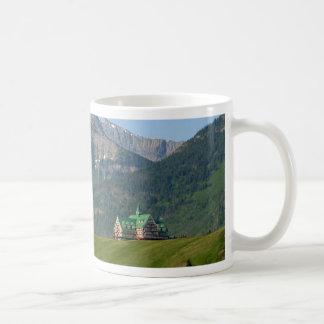 Waterton Lakes National Park Prince Of Wales Hotel Mugs