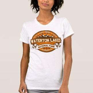 Waterton Lakes Pumpkin Tee Shirt