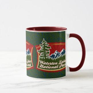Waterton Mountain Mug