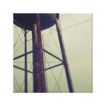 Watertower Canvas Art