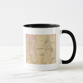 Waterville, Kennebec County Mug