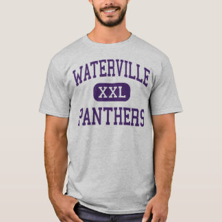 Waterville - Panthers - High - Waterville Maine T-Shirt