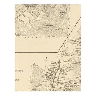 Waterville, Thornton Postcard