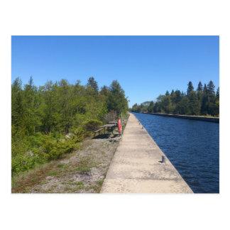 Waterway Postcard