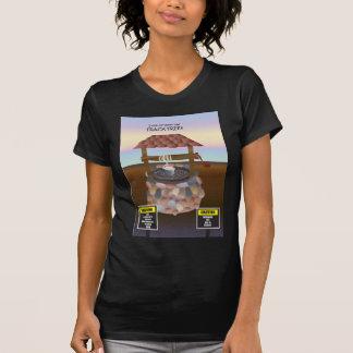 waterwellclosed-frack T-Shirt
