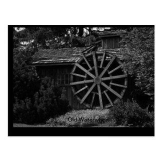 Waterwheel Postales