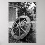 Waterwheel Posters