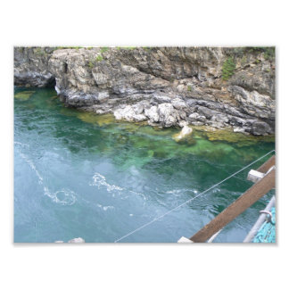 Watery beauty photographic print