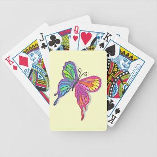 Watery  Butterfly Card Decks