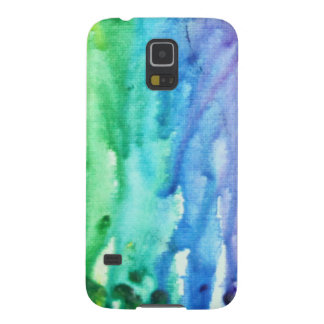 watery melted crayons galaxy s5 cases