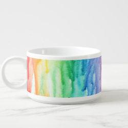 Watery Rainbow Chili Bowl