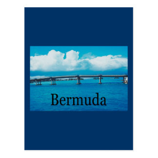 Watford Bridge Bermuda Postcard