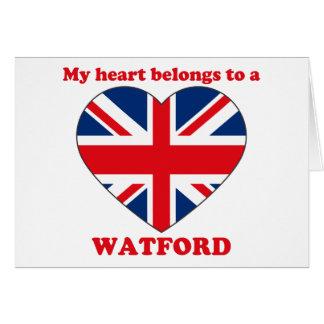 Watford Card
