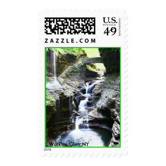 Watkins Glen,NY Stamp