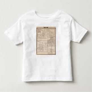 Watseka, Paris, Mt Sterling, Beardstown and Arcola Toddler T-shirt