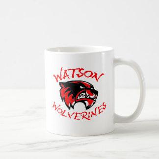 WATSON 4 WHITE COFFEE MUG