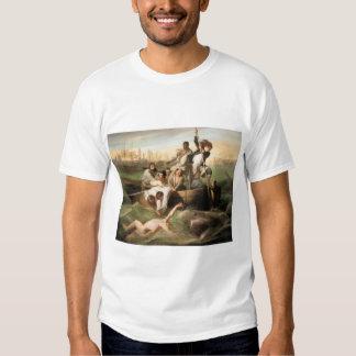 Watson and the Shark, by John Singleton Copley Tee Shirt