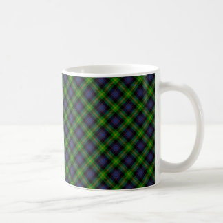 Watson Clan Tartan Designed Print Coffee Mug
