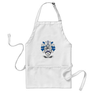 Watson Coat of Arms Adult Apron