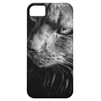 Watson el gato funda para iPhone SE/5/5s