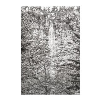Watson Falls Canvas Print