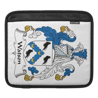 Watson Family Crest iPad Sleeve