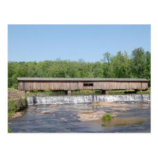 Watson Mill Bridge Postcard