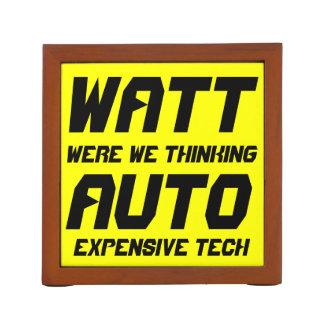 Watt Auto Pencil/Pen Holder