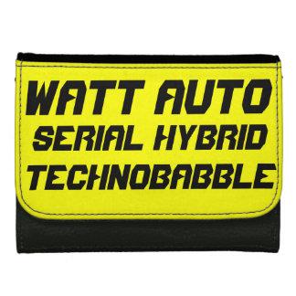 Watt Auto Wallets For Women