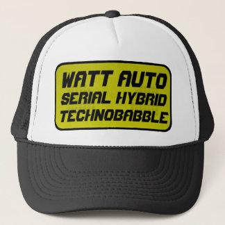 Watt Automobile technobabble Trucker Hat