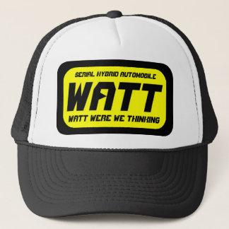 Watt Automobile Trucker Hat