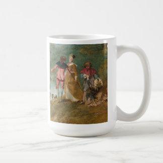 Watteau, arte de Jean-Antoine Taza