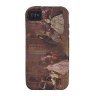 Watteau, Jean-Antoine Art iPhone 4/4S Cover