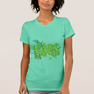 Wattle - Proud of the Green and Gold - Australia T-Shirt