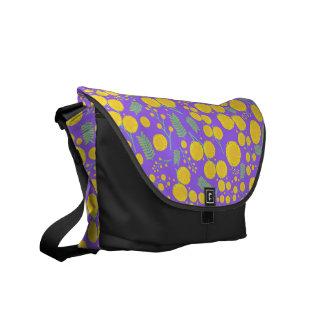 Wattle Satchel Messenger Bag