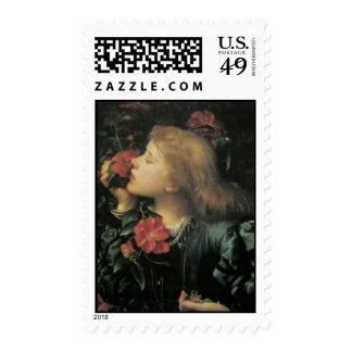 Watts Choosing Dame Ellen Terry Postage Stamp