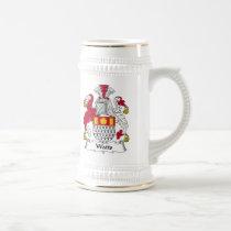 Watts Family Crest Mug