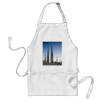 Watts Towers Los Angeles Adult Apron