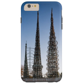 Watts Towers Los Angeles Tough iPhone 6 Plus Case
