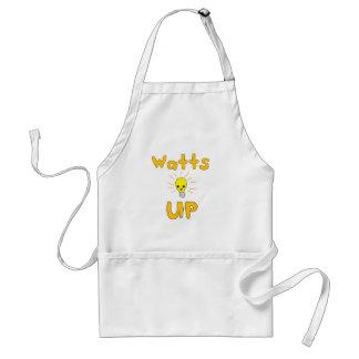 Watts Up Adult Apron