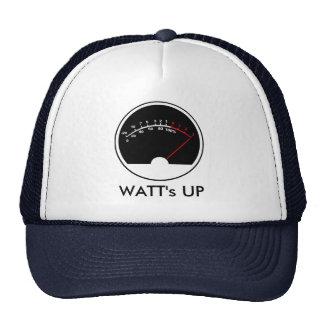 WATT's UP Cap Trucker Hat