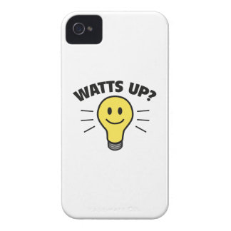 Watts Up? Case-Mate iPhone 4 Case
