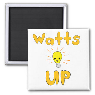 Watts Up Magnet