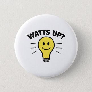 Watts Up? Pinback Button