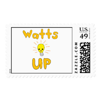 Watts Up Stamps